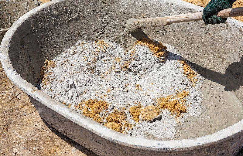 Как смешивать бетонная смесь удобоукладываемость бетонной смеси п4