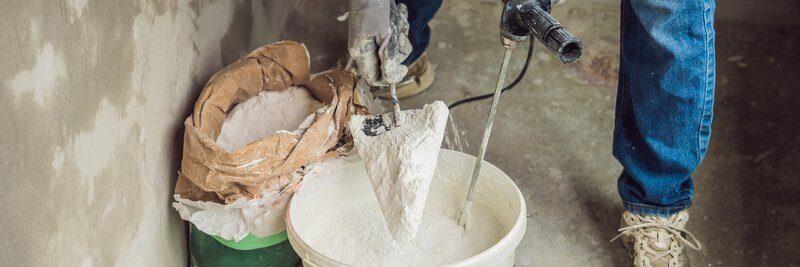 раствор строительный цементный сухой