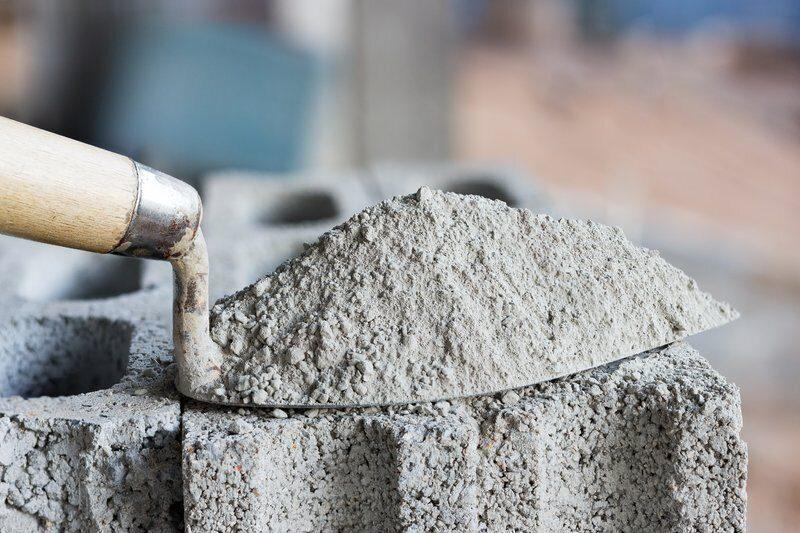 Чистый цемент М500
